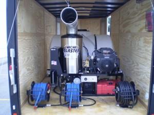 enclosed pressure washing system 006