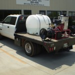 flat bed washing system 003